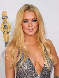 Lindsay Lohan 'focusing on health'
