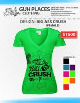 EMAIL US: guhplacesclothing@live.com LIKE OUR FB PAGE: GuhPlaces Clothing FOLLOW US ON TWITTER: @GuhPlacesBrand BB PIN: 283703F9